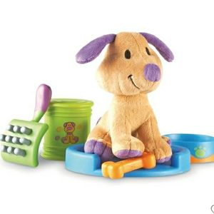New Sprouts Puppy Play My Very Own Pet Set